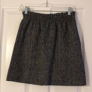 J. Crew skirt with pockets. Size 0